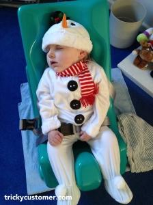 Snowman Samuel